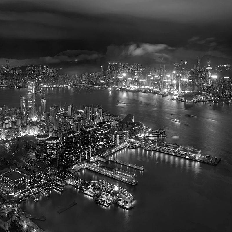 Hong Kong 8, Chine. 2014