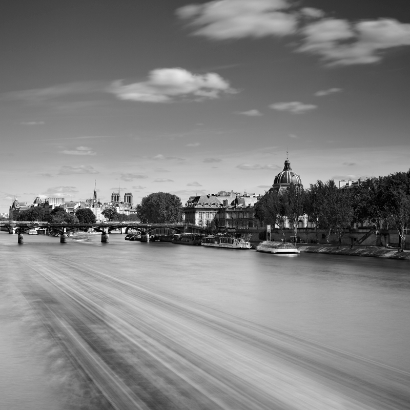 Pont des Arts 1, Paris, France. 2015