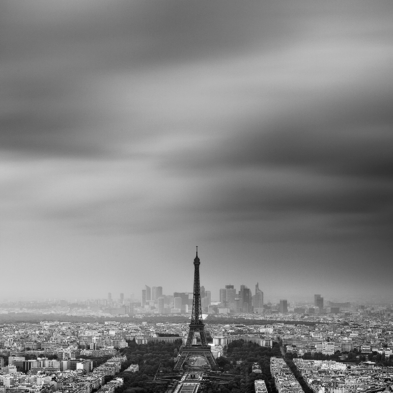 Tour Eiffel 2, Paris, France. 2015