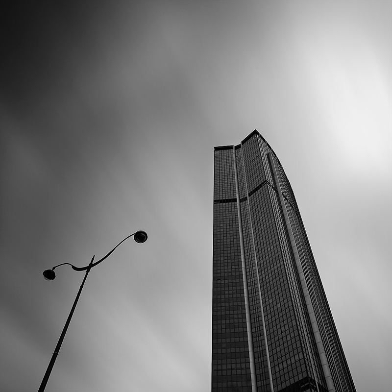 Tour Montparnasse, Paris, France. 2015