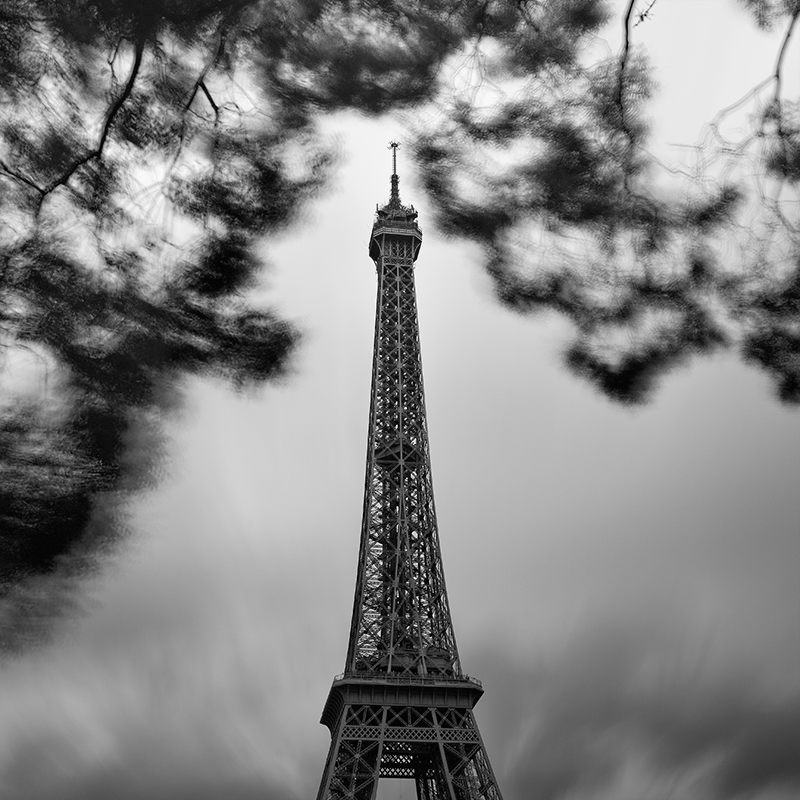 Tour Eiffel 7, Paris, France. 2015