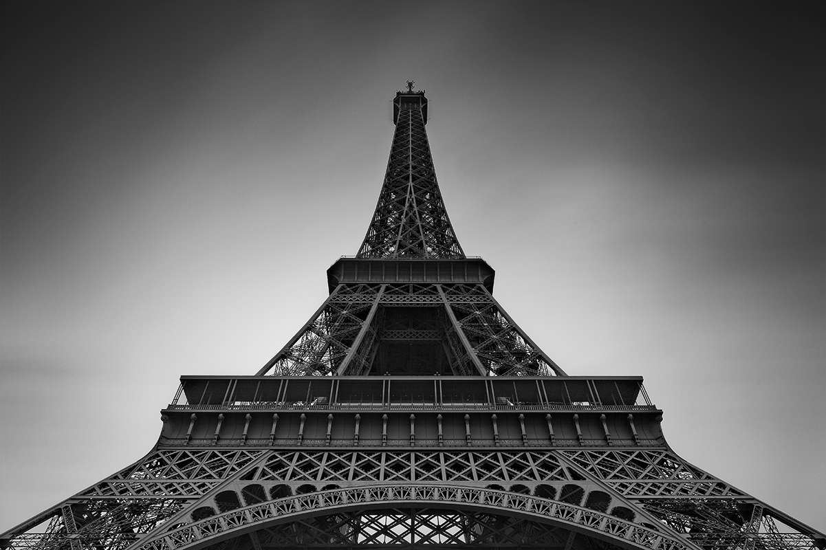 Tour Eiffel 8, Paris, France. 2015